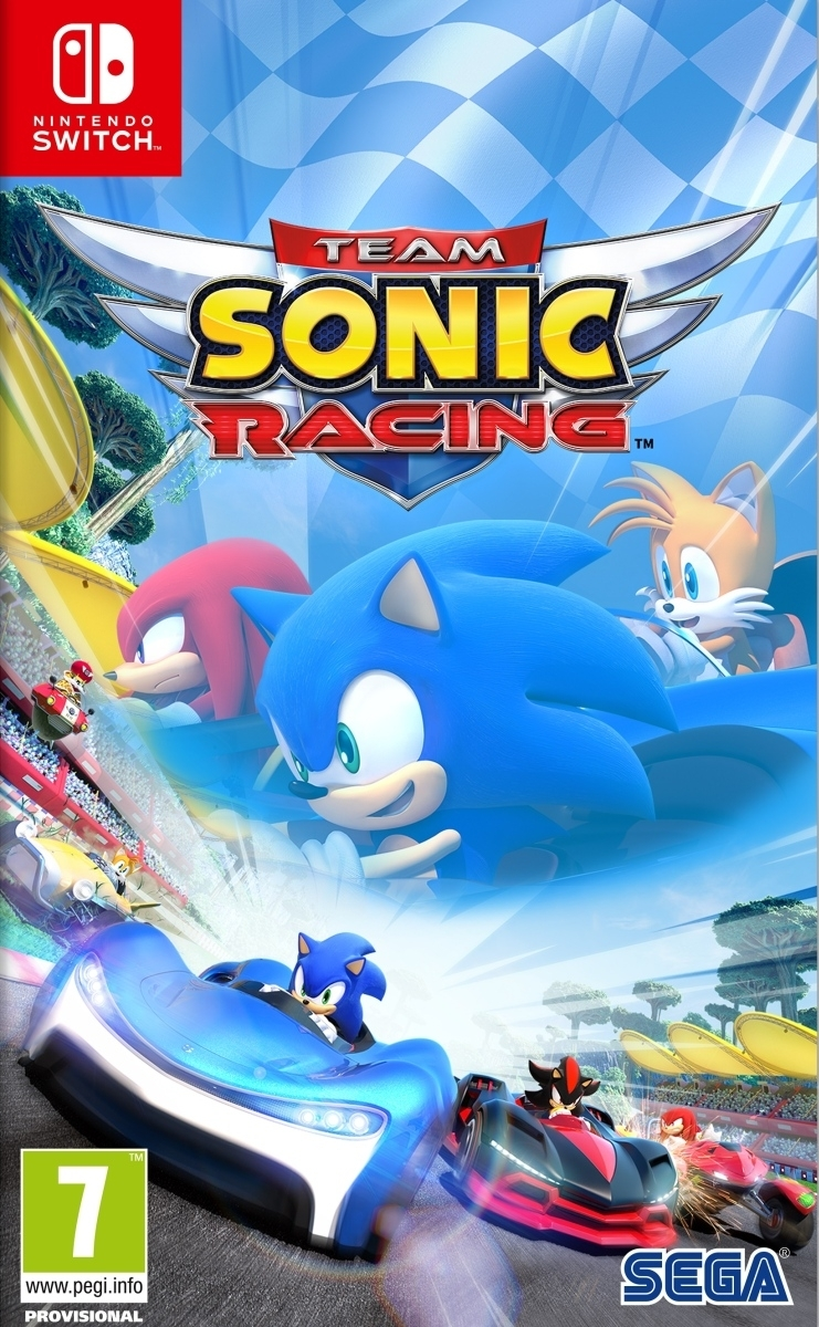 Team Sonic Racing Nintendo Switch